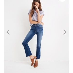 Made well Cali Demi-Boot Petite Jeans